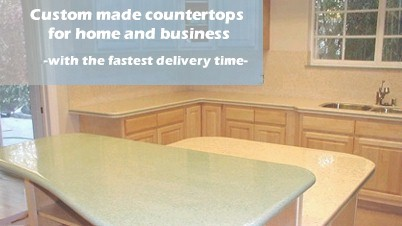 Good COUNTERTOPS EXPRESS Offers The Widest Variety Of Materials To Choose From  And The Fastest Delivery Time. In Most Cases We Can Have Your Custom  Countertops ...